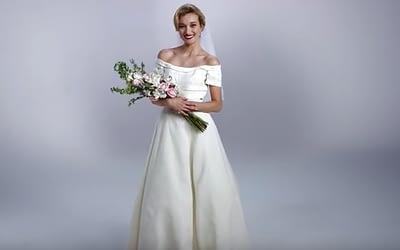 100 jaar bruidsjurken