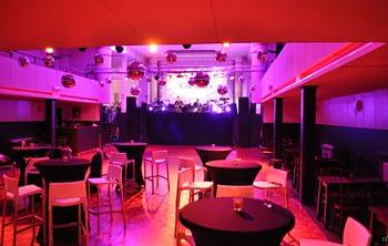 zaal Retro dansclub