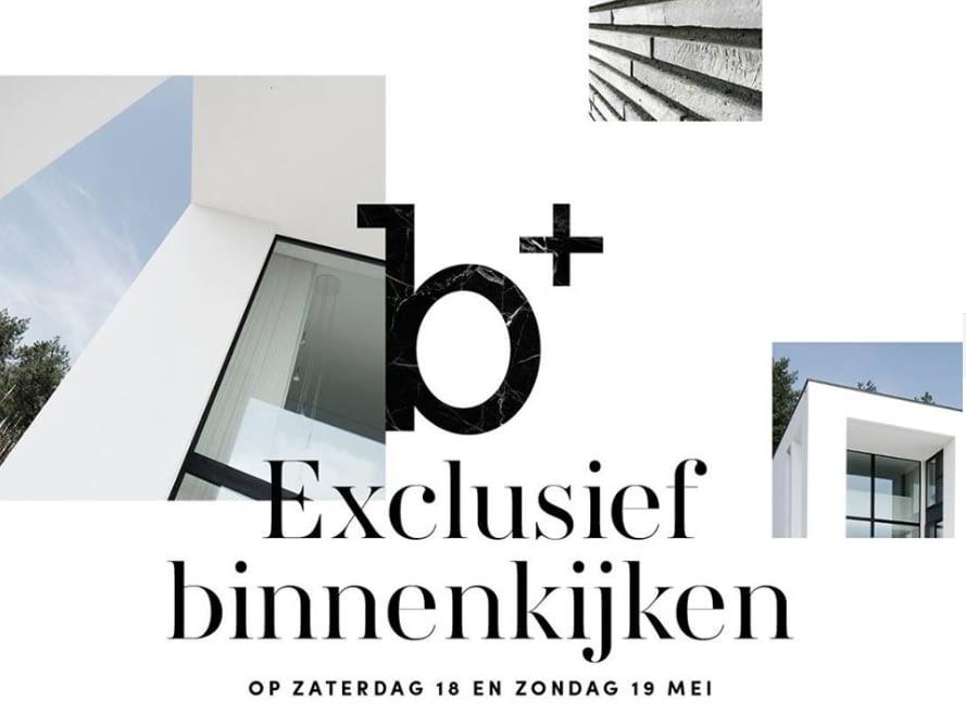 Kijkdagen B+ Villas, 18-19 mei 2019